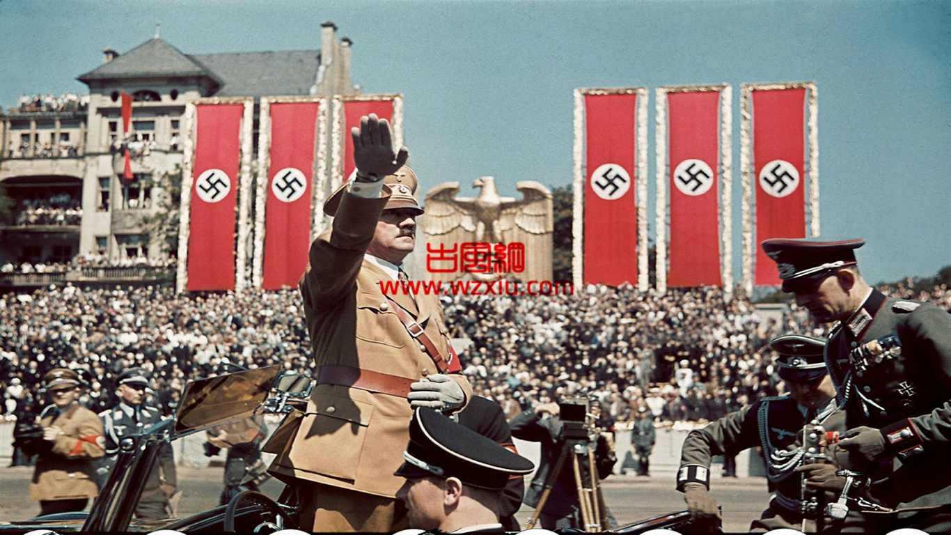 德国元首希特勒到底有多喜欢中国?