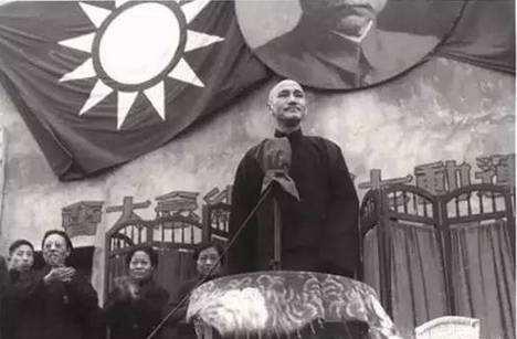 蒋介石国民政府抗战贡献 一寸山河一寸血