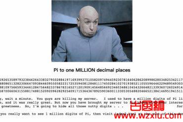 世界上最长最短的域名分别是什么你知道么?